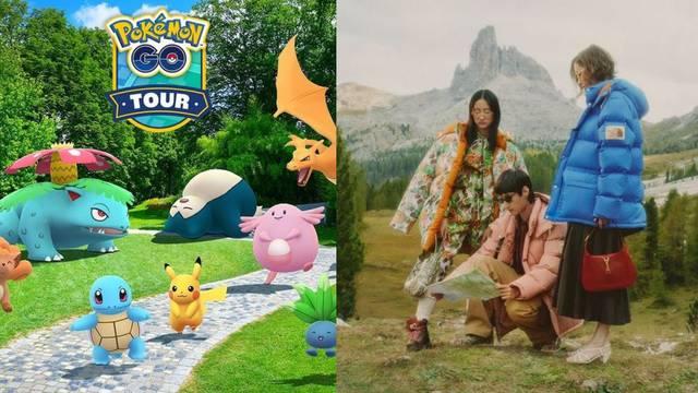 Pokémon GO i modna kuća Gucci donose zajedničku suradnju