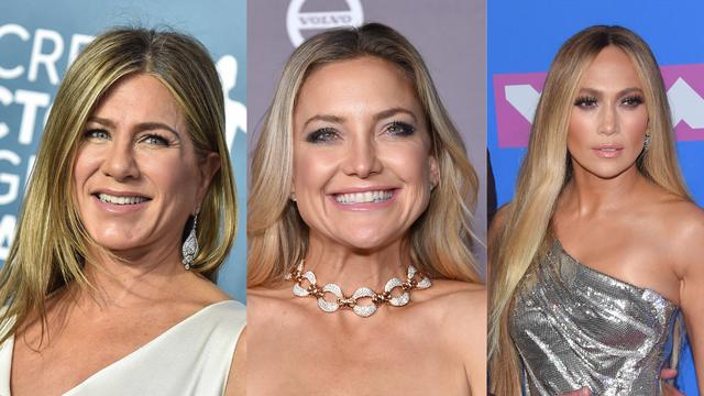 'Mlade' i nakon 40.: J. Lo je na prvom mjestu, a prati ju Aniston