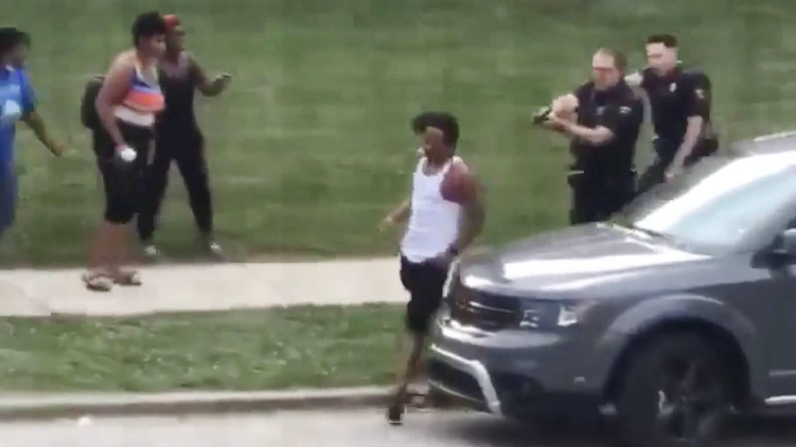 U autu je imao nož, kaže policija