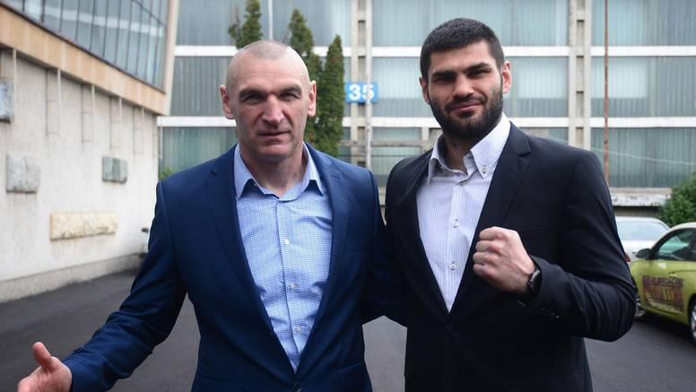 Mavrović se vraća u ring! Bori se u petak kao predborba Hrgi