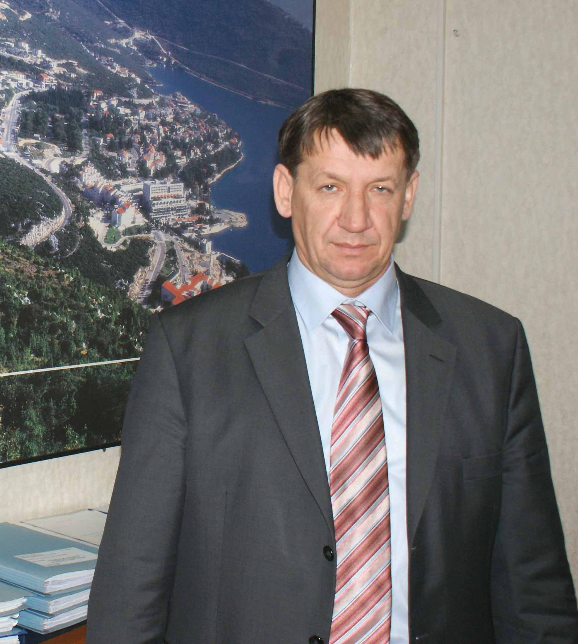 dr.Zivko Matusko,nacelnik Opcne Neum