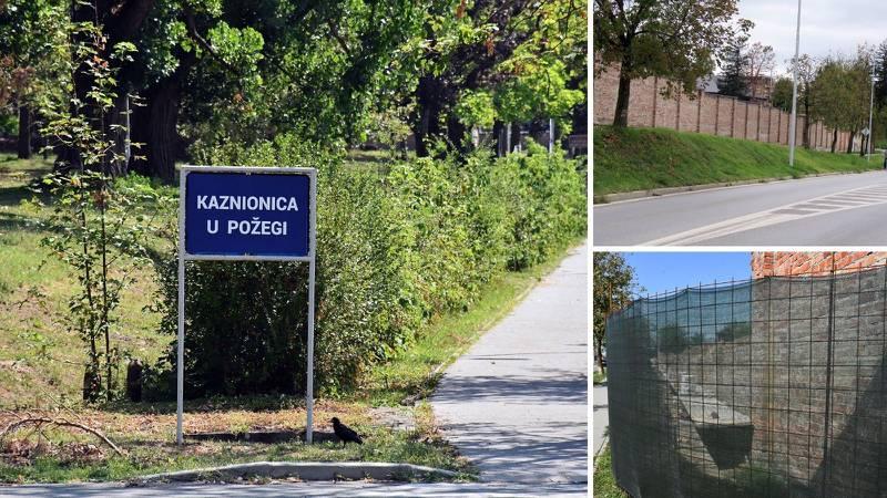 Nevrijeme srušilo zid kaznionice u Požegi: Zatvorenica pobjegla još u kolovozu, nisu je našli...