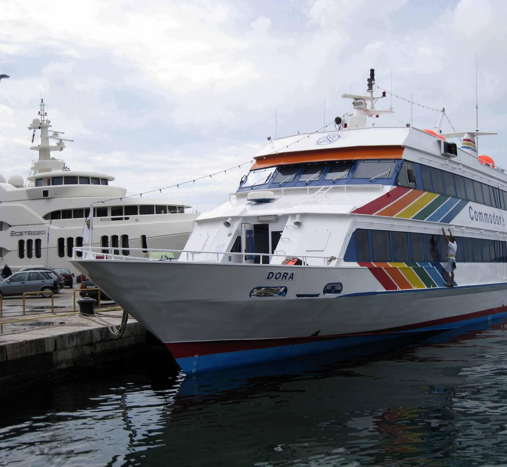 Trajekt s 200 putnika plutao u Zadarskom kanalu 45 minuta