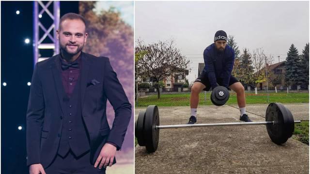 Matej iz 'Života na vagi' ne posustaje: 'Prvi trening u 2021.'