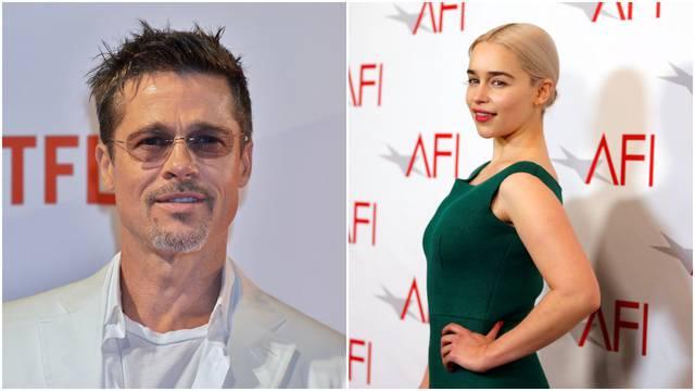 Brad Pitt je ponudio 740 tisuća kuna za druženje s 'Daenerys'