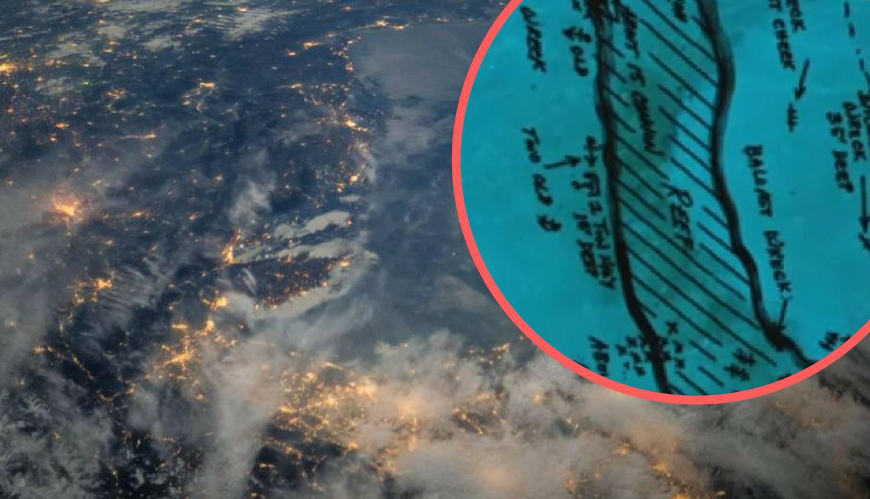 Iz svemira snimio nešto čudno: Ova tajna karta vodi do blaga?