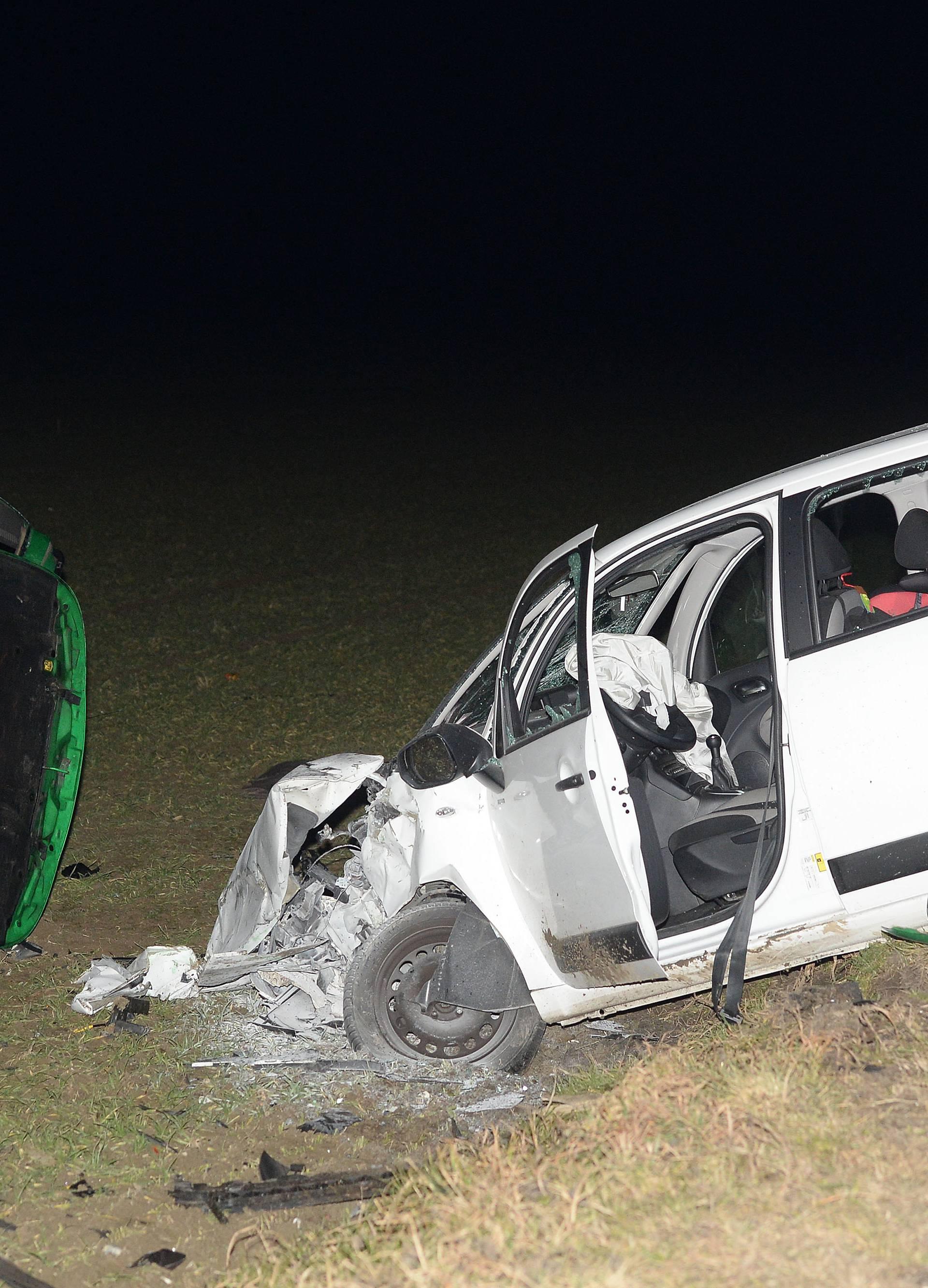 Gornji Kuršanec: Dvije osobe poginule u prometnoj nesreći