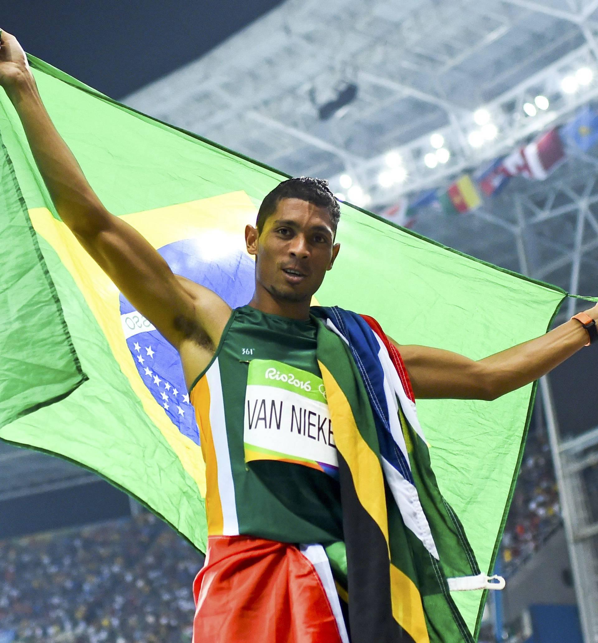 Athletics - Men's 400m Final