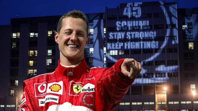 Prvi put od nesreće objavit će slike Michaela Schumachera!