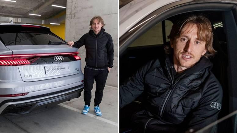 Realovci su dobili nove jurilice: Luka uzeo 'zvijer' od 100.000 €