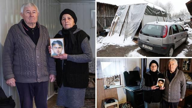 'Sina tražimo još od rata, a sad nam je ovaj potres uništio kuću'