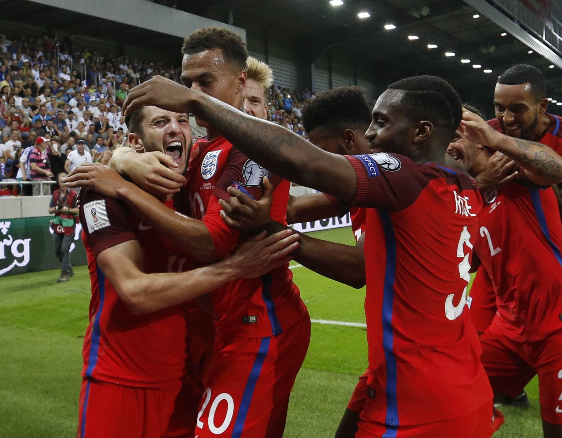 Slovakia v England - 2018 World Cup Qualifying European Zone - Group F