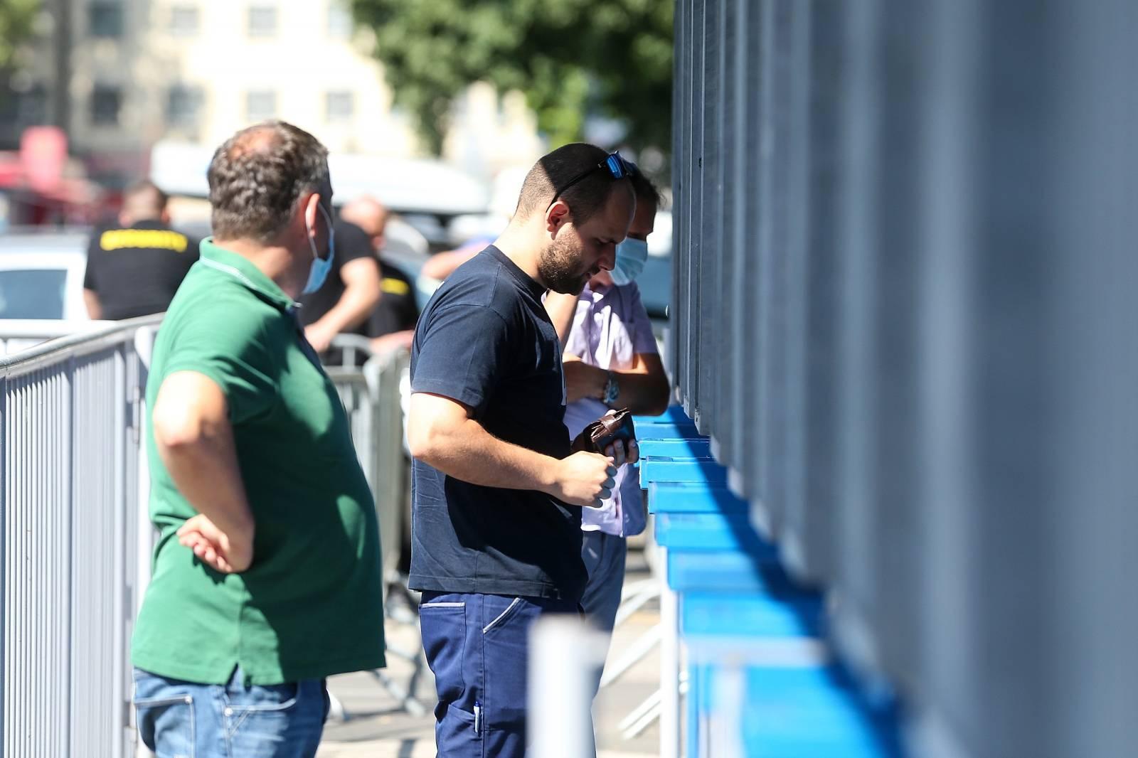 Zagreb: Počela prodaja karata za prvo pretkolo Lige prvaka između Dinama i Valura