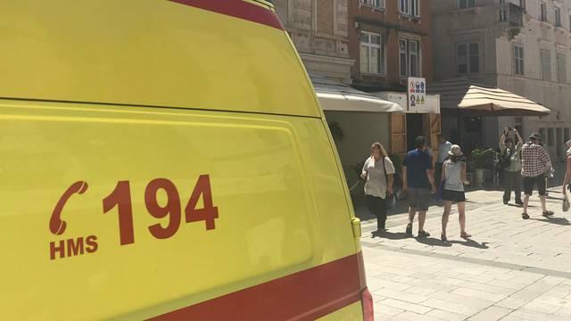 Usred Splita turistu odgrizao uho: Policija ga i dalje traži