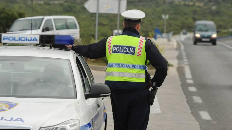 Pijani vozač bježao od policije:  Sad mora platiti 19.500 kuna...