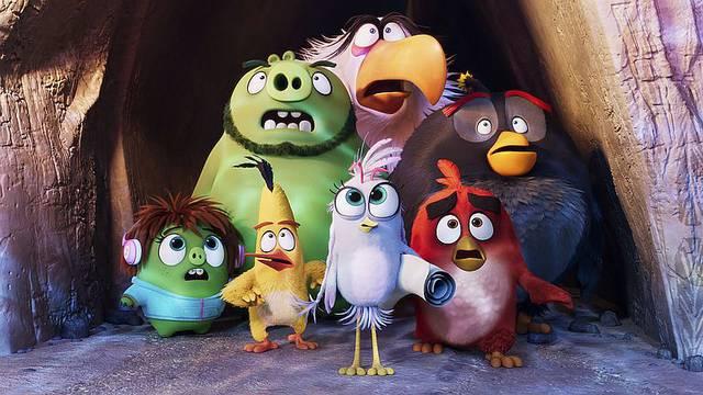 Angry Birds Film 2: Najpoznatije ptice vraćaju se na velika platna!