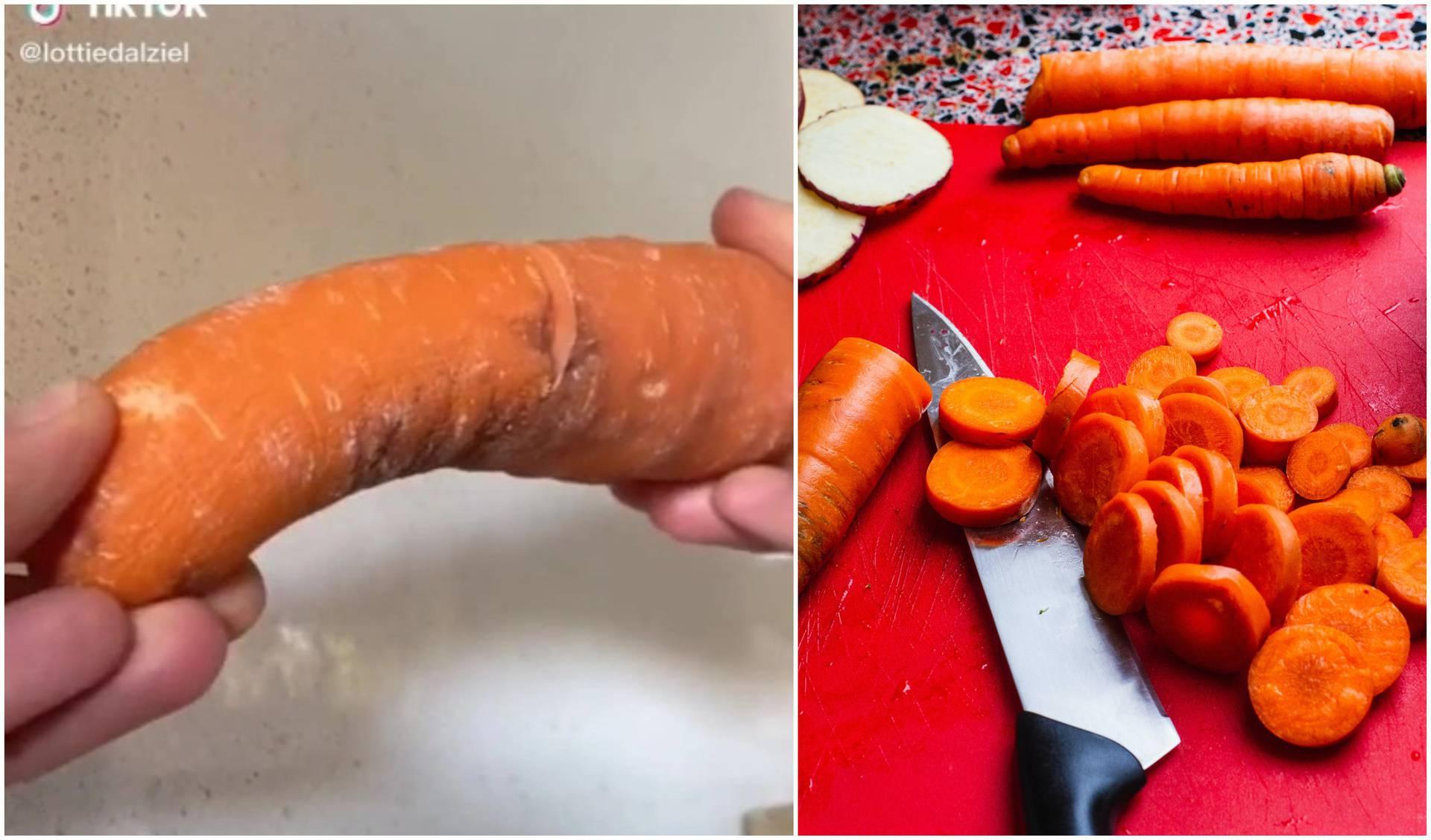 Super trik za mrkve