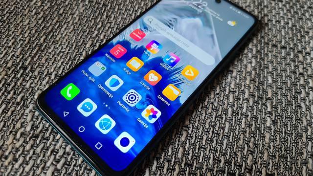 Isprobali smo P Smart 2021:  Huaweijev adut jeftine klase