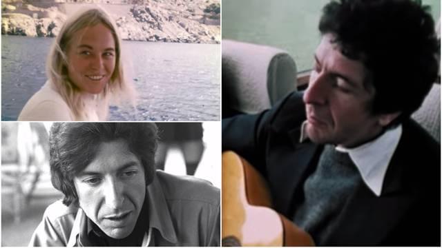 Izašle dosad neviđene snimke filma o Cohenu i njegovoj muzi