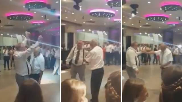 Tango u Ljubuškom: Vukojević i Šeks se 'razbacali' u svatovima