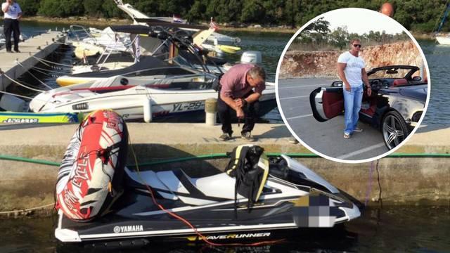 Svjedoci nesreće: 'Nestao je s jet-skija, nije uopće vozio brzo'