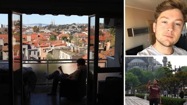 Zapeo u Zagrebu: Jasper ne zna kad će se vratiti u Nizozemsku
