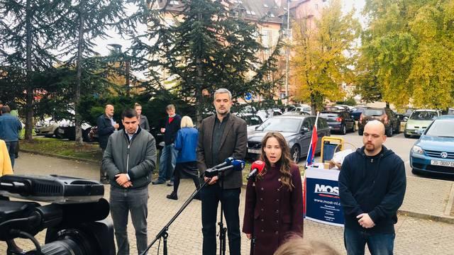 'Podići ćemo tužbu za klevetu protiv ministrice Nine Obuljen'