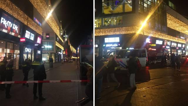 Troje ljudi je ranjeno u napadu nožem: Policija traži napadača
