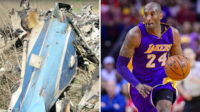 Identificirali su ostatke Kobea Bryanta preko otisaka prstiju