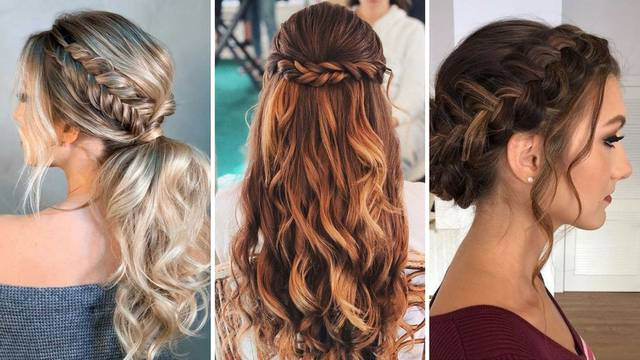 Top 20 ideja za ljetne frizure: Romantične su i vrlo ženstvene