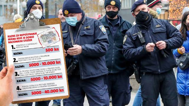 Veliki vodič za kazne: Ili plati 250 kuna ili se idi žaliti na sud!