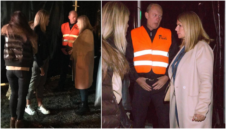 Todorić poželjela u backstage, zaštitar joj je radio 'probleme'