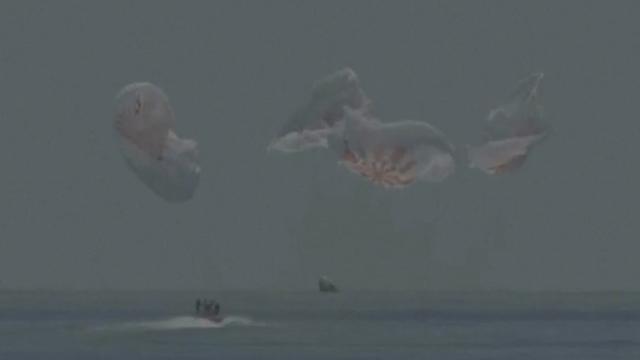 Astronauti SpaceX-a vratili se na Zemlju nakon dva mjeseca