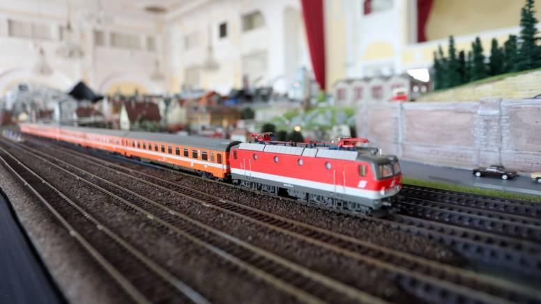 Opatijska izložba jedne od najvećih maketa vlaka je ljetna atrakcija: 'Gosti su oduševljeni'