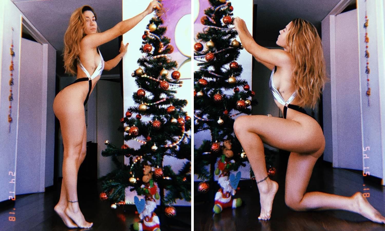 Kontroverzna božićna čestitka bivše djevojke Juana del Potra