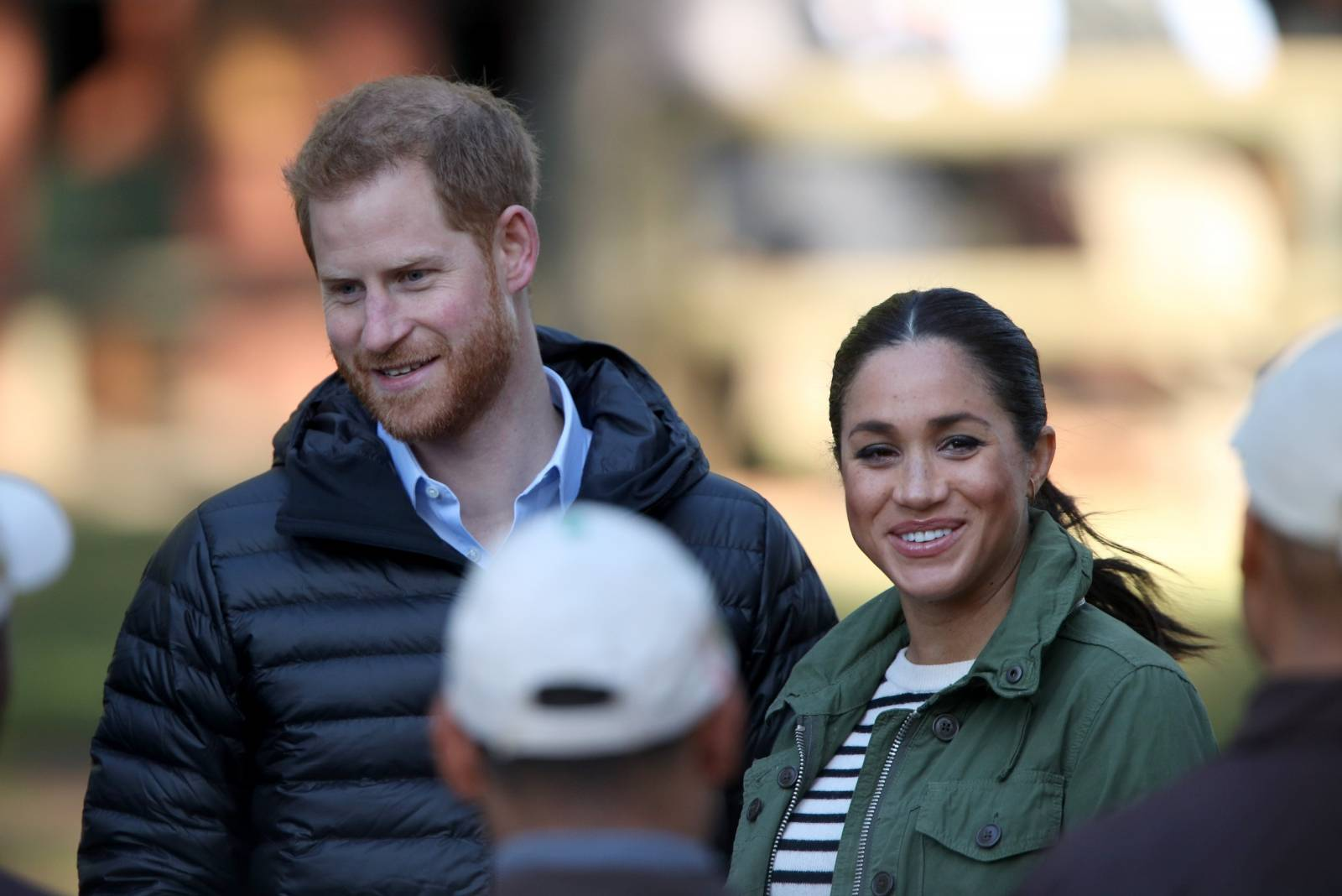 Duke and Duchess of Sussex visit to Morocco - Day 3