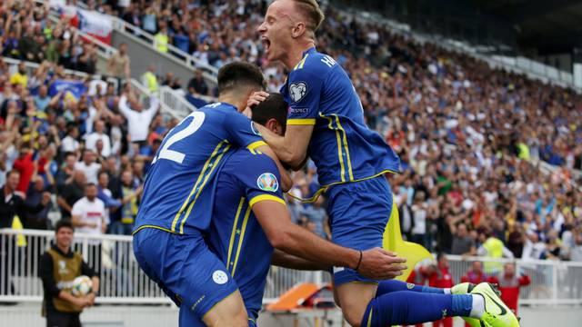 Euro 2020 Qualifier - Group A - Kosovo v Czech Republic