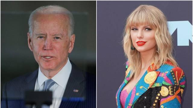 Taylor Swift podržala je Joea Bidena na američkim izborima