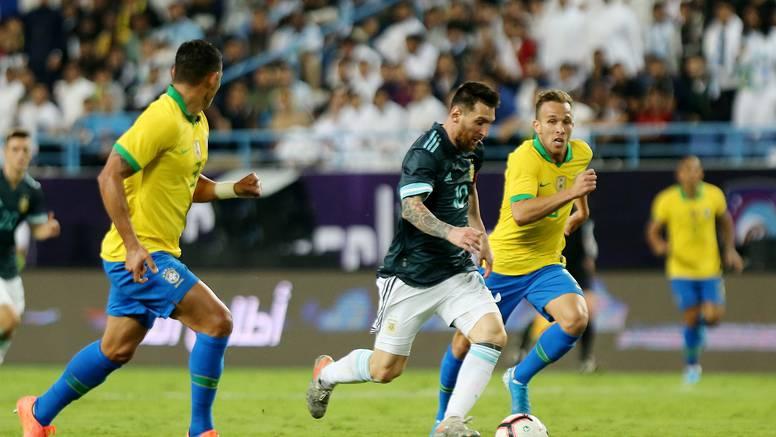 Messi zabio gol i srušio Brazil, obje momčadi promašile penal