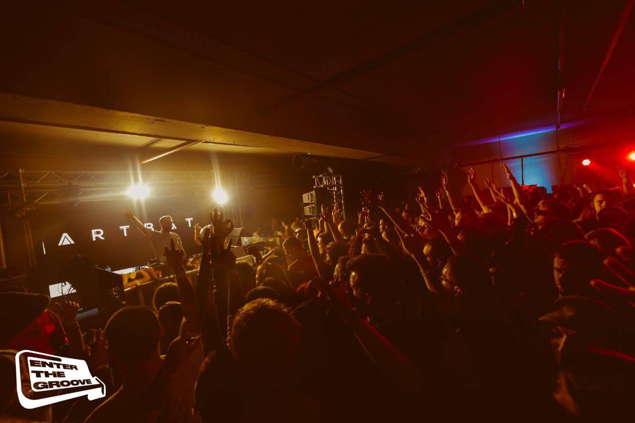 Party u garaži Tuškanac: Parkiralište postalo plesni podij