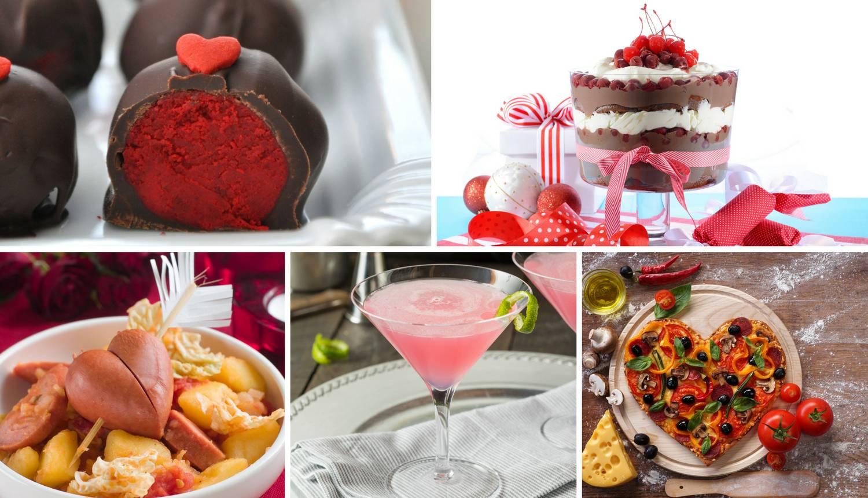 Ljubavna kuharica: Fina slatka i slana jela vaš su dar od srca