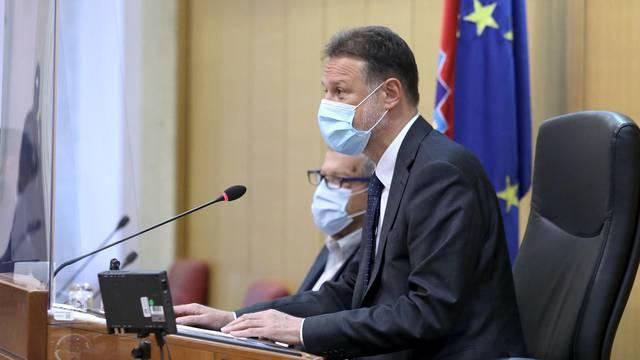 Sabor nastavio sjednicu raspravom o institucionalnom okviru za korištenje EU fondova