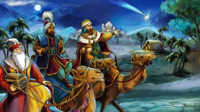 Priča o Sveta tri kralja: Njihova imena i darovi imaju značenje