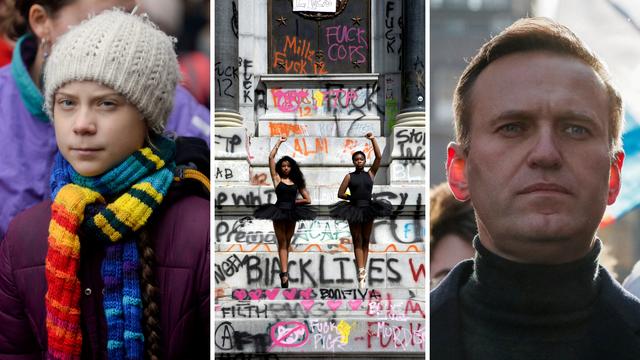 Za Nobela nominirani Navaljni, Thunberg i Black Lives Matter