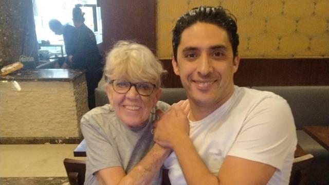 Baka (80) se udala za svog ljubavnika Egipćana (35): Ne želim njen novac, samo nju!