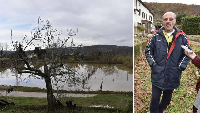 'Dvorište mi se pretvorilo u jezero, nisam mogao na cestu'
