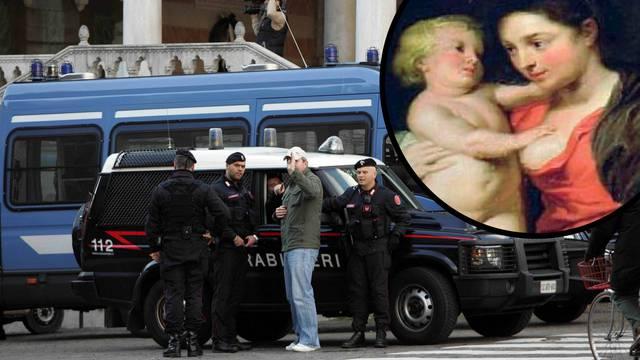 Hrvat sve organizirao? U Italiji ukrali slike 'teške' 26 mil. eura