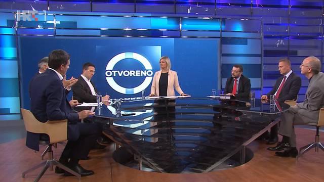 Sokol: HDZ stoji bolje sad nego 2014., Beljak: Vi ste pravo zlo