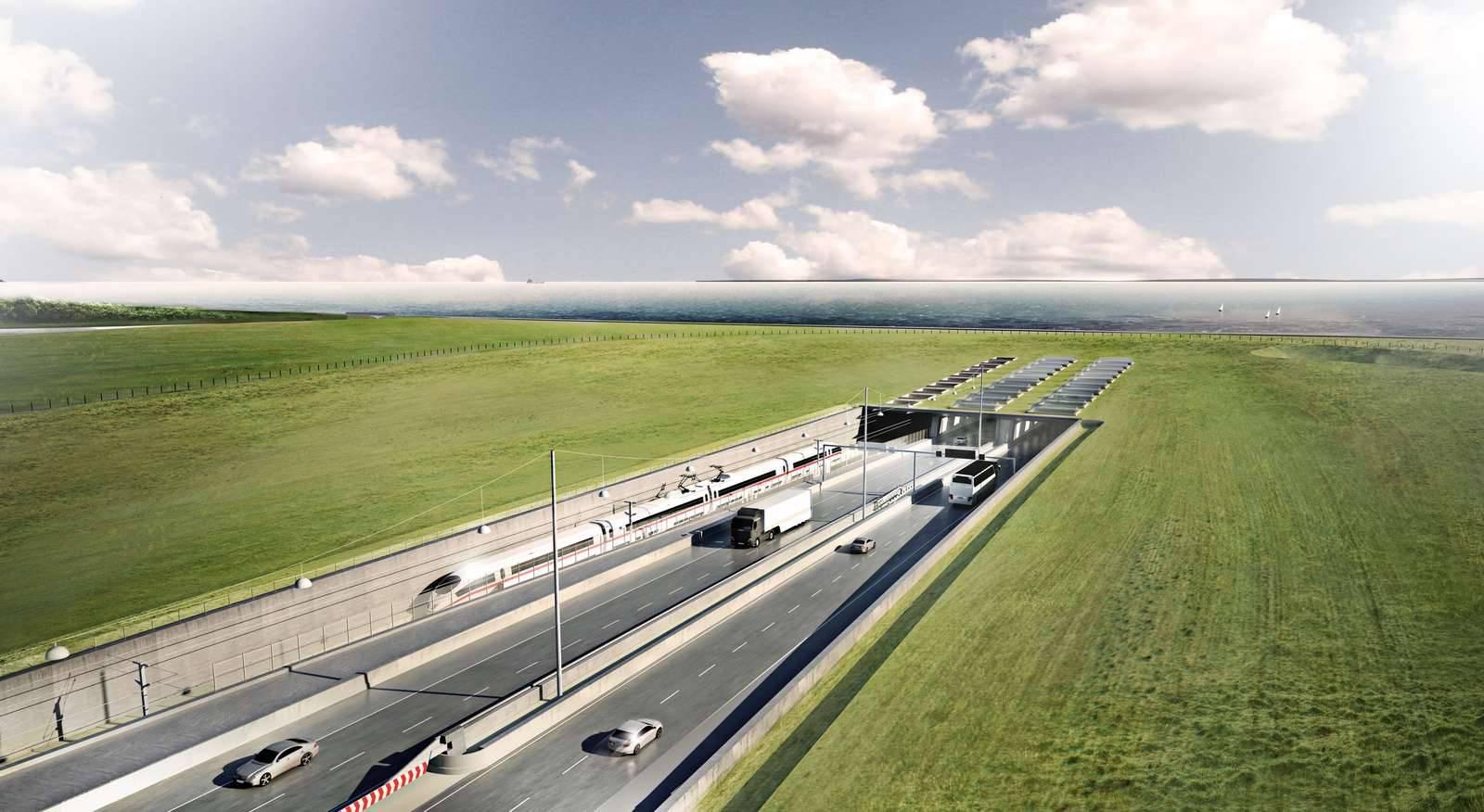 Izgradit će tunel ispod mora: 8 milijardi eura za 19 kilometara