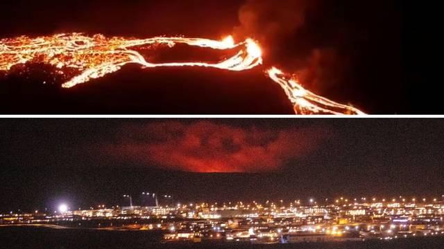 VIDEO Hrvat na Islandu: Prošao sam minutu prije velike erupcije vulkana, zatvorili su sve ceste
